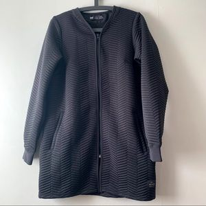HELLY HANSEN   Quilted long Parka Jacket